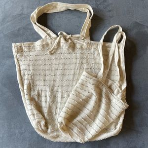 Set of Urban Outfitters Cotton Bags